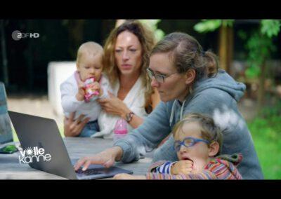 ZDF Volle Kanne - CMV - Katharina & Anneke