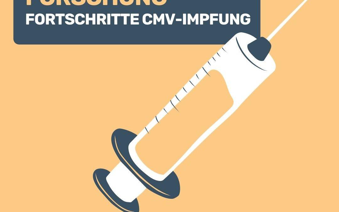 CMV-Impfung Fortschritte