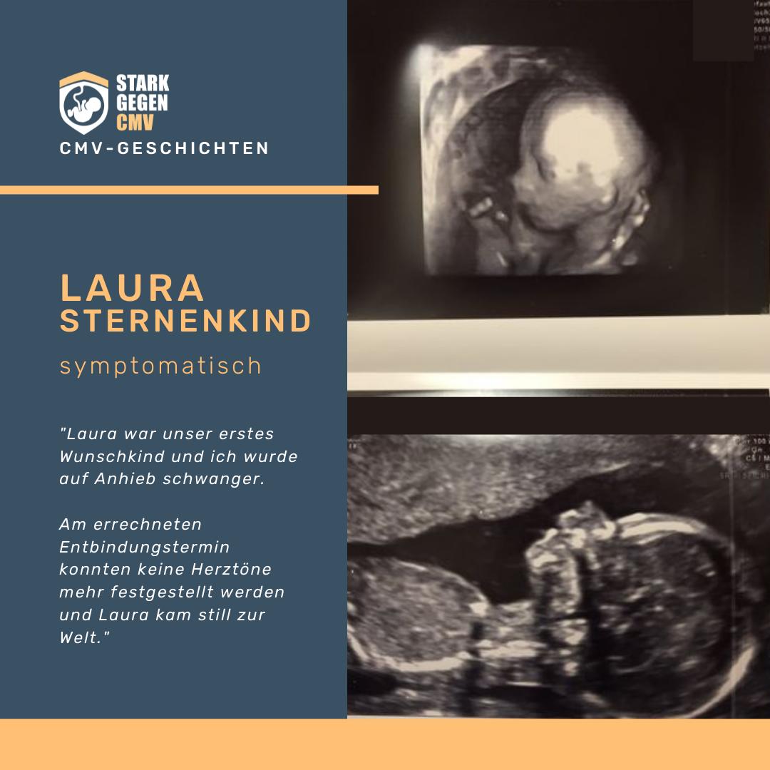 Laura, Sternenkind, symptomatisch